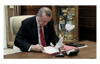 Cumhurbaşkanı Erdoğan'dan 3 kritik atama