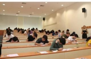Dikey Geçiş Sınavı ek yerleştirme tercihleri...