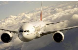 Dünyanın en uzun uçuşu başlıyor