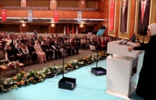 Emine Erdoğan: Makamlar emanettir