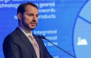 Bakan Albayrak açıkladı: Elektrik ve doğalgaza...