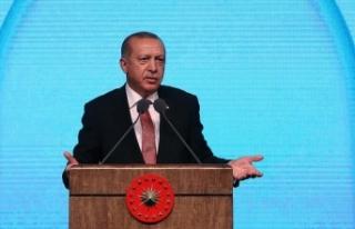 Erdoğan: Afrika'nın altınları, elmasları...
