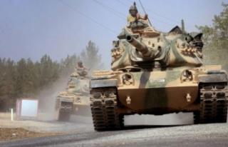 İdlib'de çekme işlemi tamamladı