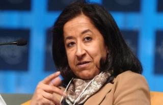 İlk Suudi kadın banka müdürü göreve başladı