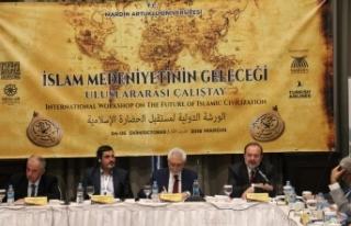 İslam Medeniyetinin Geleceği Uluslararası Çalıştayı...