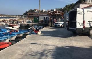 İzmir'de göçmenleri taşıyan tekne battı:...