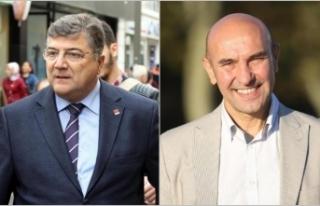 İzmir'de Kocaoğlu'nun yerine iki aday