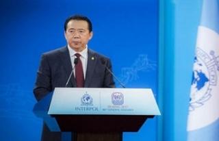 Kayıp Interpol başkanı Çin'de çıktı