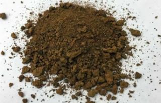 Kilosu 20 dolara Mars toprağı