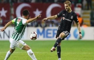 Konya Beşiktaş maçı nefesleri kesti
