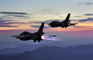 Kuzey Irak'ta saldırı hazırlığındaki teröristlere...