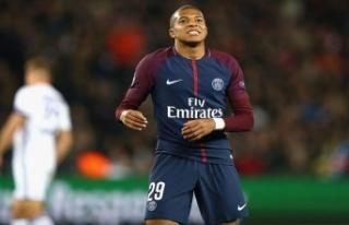Mbappe 4 gol attı, PSG 5-0 kazandı