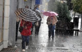 Meteoroloji uyardı: Akşam saatlerinde yağış bekleniyor