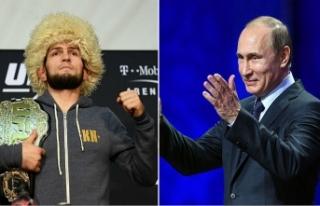 Rakibini devirdi, Putin'le buluştu