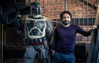 Star Wars'ta imzası olan Türk
