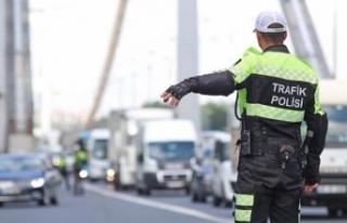 Trafik canavarlarına yönelik cezalar attırıldı