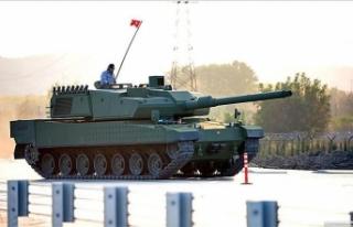 Altay tankının seri üretimine geçiliyor