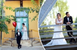 Düğün fotoğraflarını çirkin çekince... Karar...