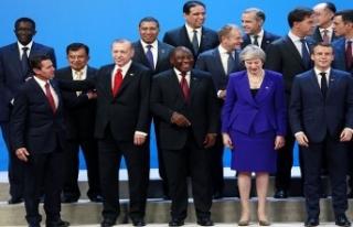 Erdoğan ile Trump sohbet etti... G-20'den ilk...