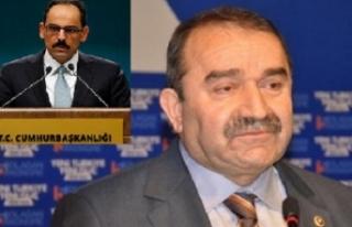 Cumhurbaşkanı Erdoğan'a 2 yeni başdanışman