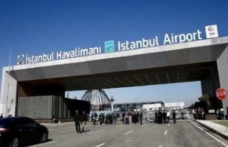 İstanbul Havalimanı'na yeni hat