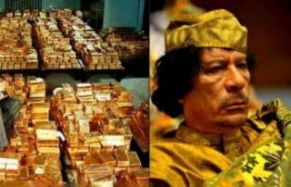 Kaddafi'nin milyarları nereye gitti?