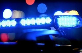 Kavgaya müdahale eden polisi de vurdular