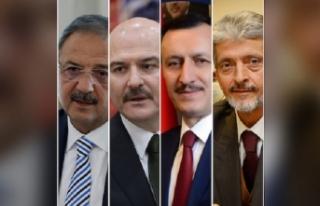 Kulisler hareketlendi... Ankara için 4 isim