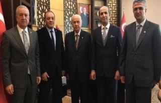 MHP'nin Erzurum Belediye Başkan adayı belli...