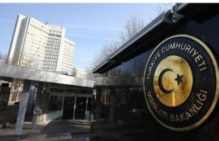 Rusya-Ukrayna gerilimi ile ilgili Türkiye'den...