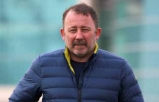 Sergen Yalçın Süper Lig'e geri döndü