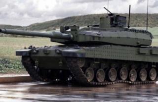 Ve Altay Tankı için imzalar atıldı