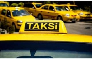 Taksilerde yeni dönem!