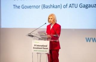 TİKA'dan Gagayuz'a destek