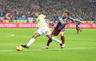Trabzonspor nefes kesen maçta Fenerbahçe'yi...