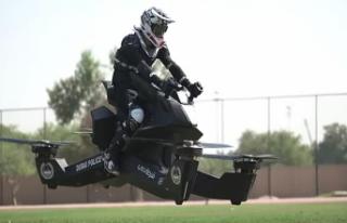 Uçan polisler 2020 yılında devriye gezecek