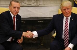 ABD'nin Suriye kararında Erdoğan-Trump görüşmesi...