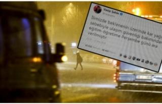 Ankara'da okullar tatil mi? Valilik uyardı