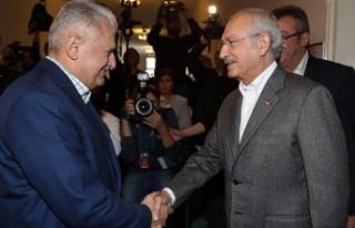 Ankara'daki sürpriz görüşme sonrası ilk...