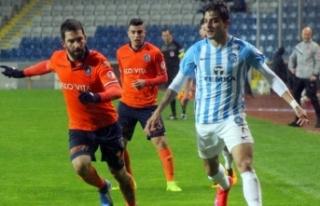 Başakşehir kupada sürprize izin vermedi