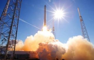 Çin uzaya 7 uydu fırlattı