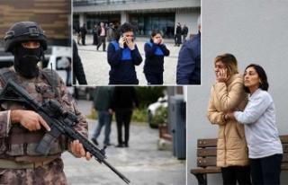 Çukurova Belediyesi'nde silahlı saldırı!...