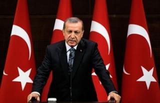 Cumhurbaşkanı Erdoğan'dan 6 lidere yeni yıl...