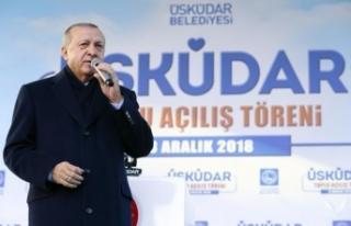 Cumhurbaşkanı Erdoğan'dan çok konuşulacak...