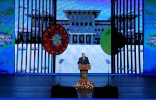 Cumhurbaşkanı Erdoğan'dan gençlere radyo...