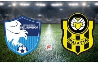 Erzurumspor Yeni Malatyaspor beIN Sports izle - Erzurumspor...