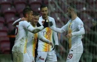 Galatasaray Keçiörengücü'nü gençlerle eledi