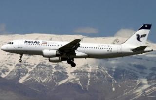 İran havayollarıyla uçarken bir daha düşünün!