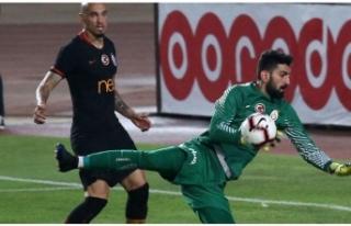 Galatasaray taraftarından İsmail Çipe'ye övgü...