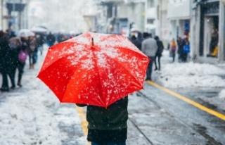 İstanbul'a ilk kar ne zaman yağacak? İşte...